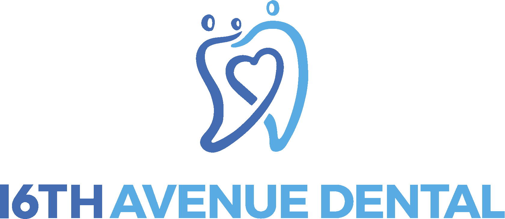 16th Avenue Dental Logo